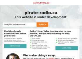 pirate-radio.ca