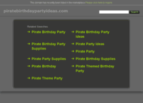 piratebirthdaypartyideas.com