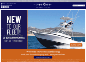 piscessportfishing.com