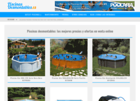 piscinasdesmontables.es