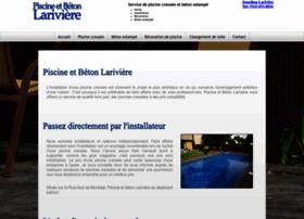piscine-lariviere.com