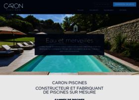 piscines-caron.com