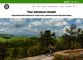 pisgahmountainbikeadventures.com