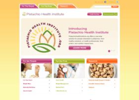 pistachiohealthinstitute.org