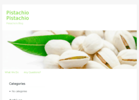 pistachiopistachio.com