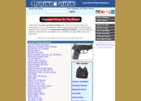 pistolholsters.houseguns.com