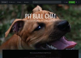 pitbull-chat.com
