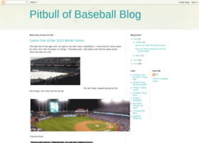 pitbullbaseball.blogspot.com