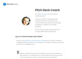 pitchdeckcoach.com