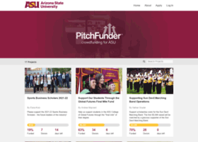 pitchfunder.asufoundation.org