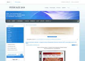 piter-jazz.com