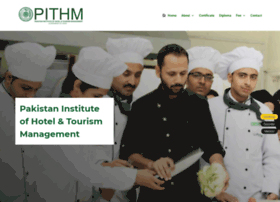 pithm.edu.pk
