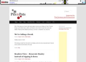 pitsnpots.co.uk