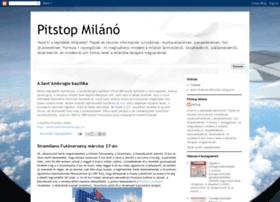 pitstopmilano.blogspot.hu