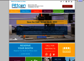 pittcon.org
