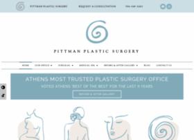 pittmanplasticsurgery.com