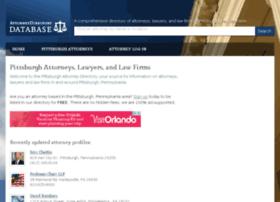 pittsburgh.attorneydirectorydb.org