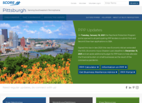 pittsburgh.score.org