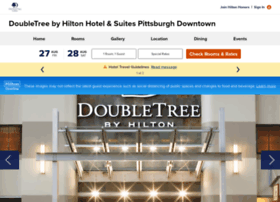 pittsburghcitycenter.doubletree.com