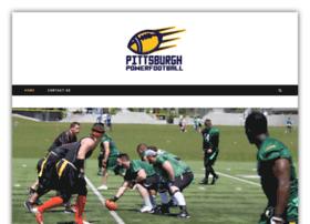 pittsburghpowerfootball.com