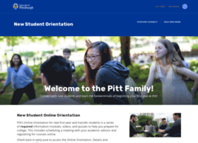pittstart.pitt.edu