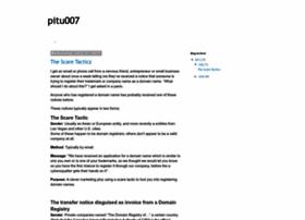 pitu007.blogspot.hk