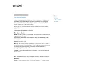 pitu007.blogspot.nl