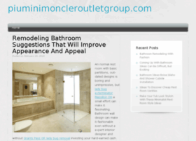 piuminimoncleroutletgroup.com