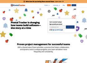 pivotaltracker.com