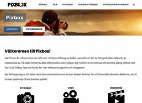 pixbox.se