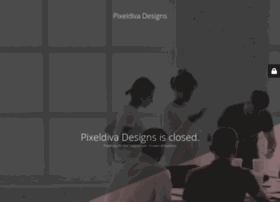 pixeldivadesigns.com