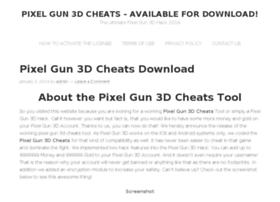 pixelgun3dcheats.com