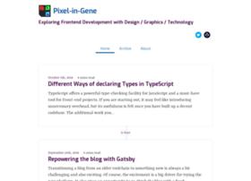 pixelingene.com