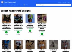 Pixelpapercraft.com