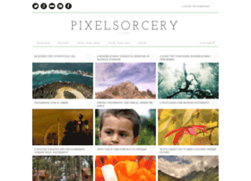 pixelsorcery.in