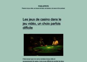 pixelsprite.fr