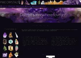 pixiecrystals.com