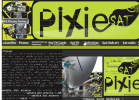 pixiesat.com