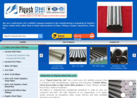 piyushsteel.co.in