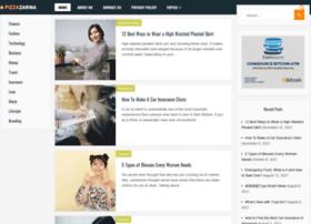 pizza-zarina.com