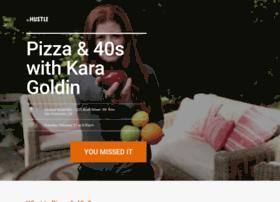 pizza40swithkaragoldin.splashthat.com