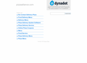 pizzaalliance.com