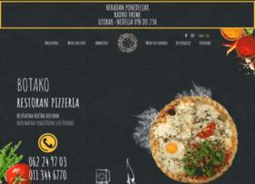 pizzabotako.rs