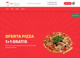 pizzadelicious.ro
