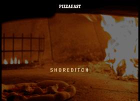 pizzaeast.com