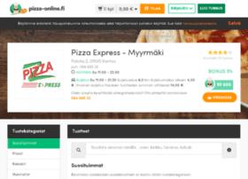 pizzaexpress-louhela.pizza-online.fi