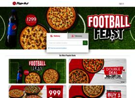 pizzahutbd.com