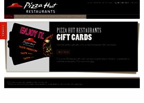 pizzahutgiftsolutions.co.uk