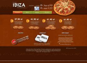 pizzaibiza.eu