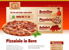 pizzaiolobern.com